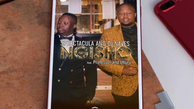 Photo of SPHEctacula and DJ Naves – Ngisho ft. Professor & Uhuru