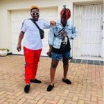 Watch: BTS Footage And Images From The Shoot Of 'Omunye' Music Video By Distruction Boyz