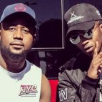 Cassper & Emtee Squashed Their Beef On A Flight Together