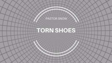 Photo of Pastor Snow – Torn Shoes