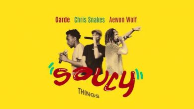 Photo of Aewon Wolf, Garde & Chris Snakes – Saucy Things