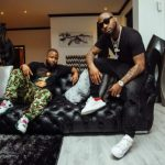 Cassper Nyovest and Davido return to the studio for more music