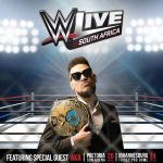 AKA to feature as special guest as WWE Live tours through South Africa this April