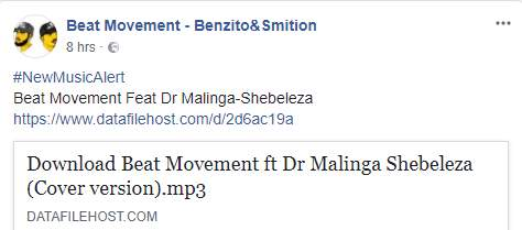 Hitvibes Beat Movement - Shebeleza (Cover Version) ft. Dr Malinga Music  South Africa House Dr Malinga Beat Movement