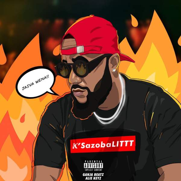 Cassper Nyovest to drop K'sazoba Lit on Friday; shares artwork