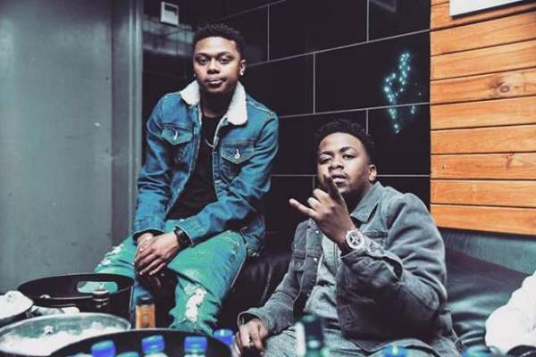 Hitvibes JR confirms his favourite 'new kids on the block' News  South Africa JR Frank Casino A-Reece