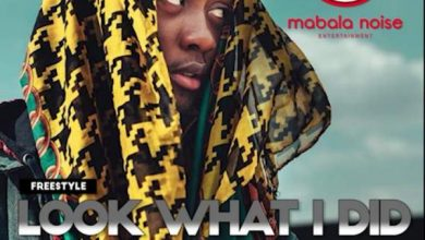Photo of Moz Kidd – Look What I Did (Freestyle)