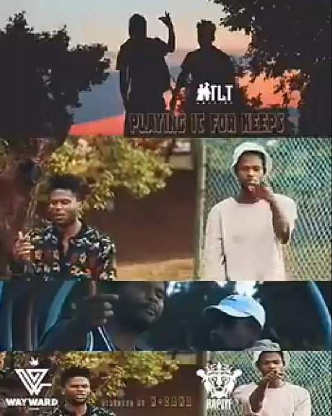 Hitvibes T.L.T – Playing For Keeps Music Video  TLT T.L.T South Africa Raplyf Records Hip Hop