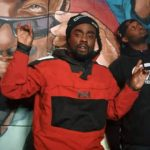 Wale promotes Kwesta's RapLyf apparel on the international stage