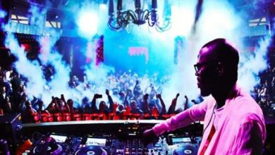 Photo of Watch: DJ Black Coffee nukes his first residency gig in Las Vegas