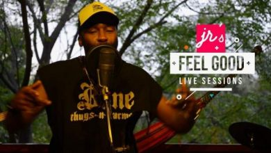 Photo of JR – Feel Live Sessions Ft. Riky Rick