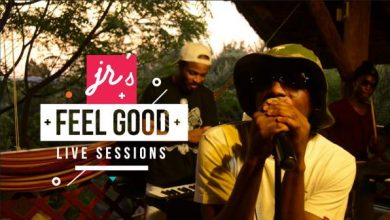 Photo of JR – Feel Live Sessions Ft. Yanga Chief