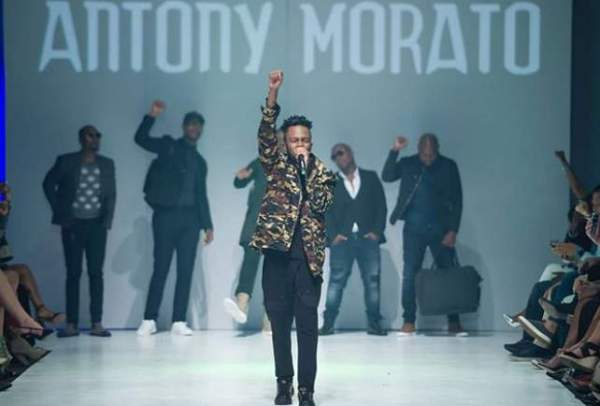 Hitvibes Kwesta on new business venture: I never knew shoes sell better than CD's News  South Africa Kwesta