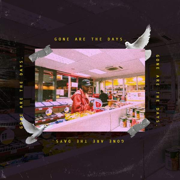 Hitvibes A-Reece - Gone Are The Days Music  Stream South Africa Hip Hop A-Reece