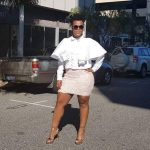 Zodwa Wabantu gets the love in Australia…