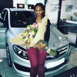 Black Coffee gifts his Mother-In-Law a brand new Mercedez Benz