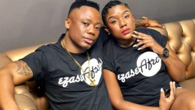 Photo of Tipcee sheds more light on her relationship with DJ Tira
