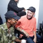 AKA & Emtee share the special bond of their bromance on Twitter