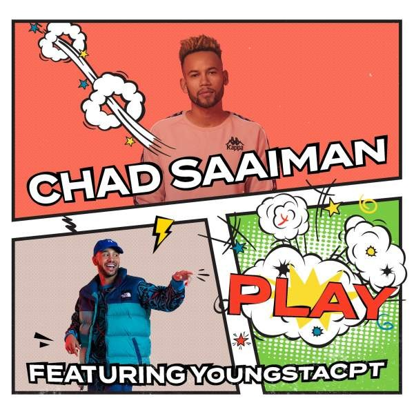 Hitvibes Chad Saaiman – Play Ft. YoungstaCPT Music Video  YoungstaCPT Stream South Africa Chad Saaiman