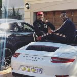DJ Tira & NaakMusiQ show off their whips as they flaunt friendship goals