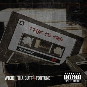 Hitvibes Fortune Masina x Wikid x Tha Cutt - True To This Music  Wikid Tha Cutt South Africa Hip Hop Fortune