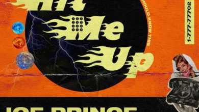 Photo of Ice Prince – Hit Me Up Ft. PatricKxxLee & Straffitti