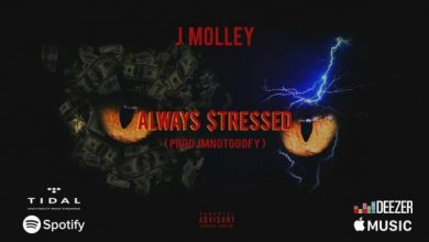 Photo of J Molley – Always Stressed