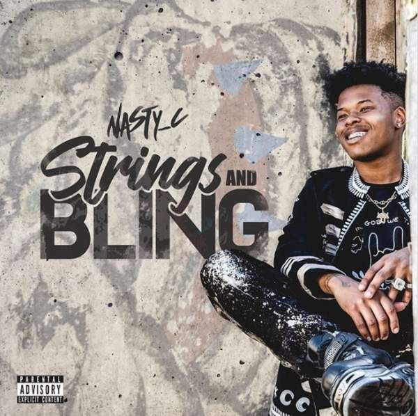 Hitvibes American rapper, 6lack salutes Nasty C's 'Strings and Bling' album News  USA South Africa Nasty C 6lack