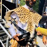 Sjava's mum celebrates son's BET win with emotional childhood memories