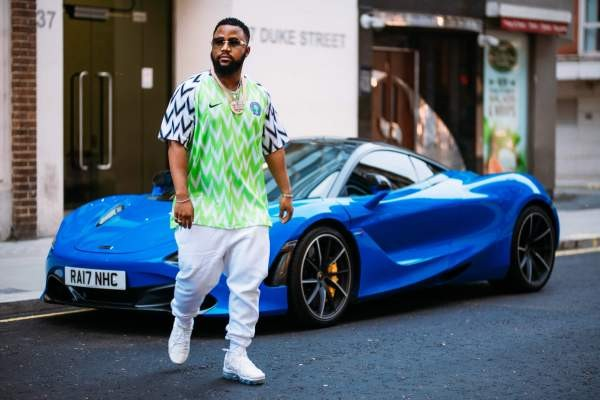 Hitvibes Cassper Nyovest insists 'Thuto' album clinched gold in a day News  South Africa Cassper Nyovest