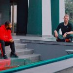 Chris Martin of Coldplay visits Cassper Nyovest at home