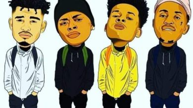 Photo of Emtee's new school 'GOAT' features A-Reece, Nasty C & Shane Eagle