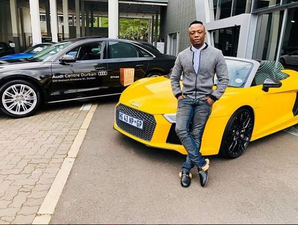 Hitvibes Watch: DJ Tira & his Afrotainment team secures the bag... News  South Africa DJ Tira Afrotainment