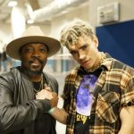 Grammy Awards winner, Anthony Hamilton sends shout-out to Shane Eagle