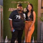 Heavy K showers his woman with love and PDA