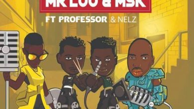 Photo of Mr Luu & MSK – Uphambene Ft. Professor & Nelz