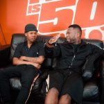 Nasty C and his 'bad hair' meets 50 Cent in the US