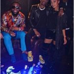 Cassper Nyovest Laughs Off Wizkid Cropping Him Out of Photo
