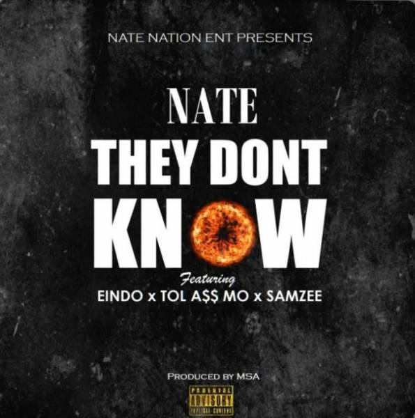 She Dont Know Mp3 Download: They Dont Know Ft. Eindo, Tol A$$ Mo