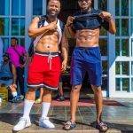 Watch Preview || Cassper Nyovest & D'banj set to release a new song