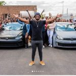 Prince Kaybee Wants Your Signature on his car