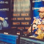 Watch   Stogie T Delivers Brilliant Freestyle on Sway In The Morning; Sets Twitter on Fire