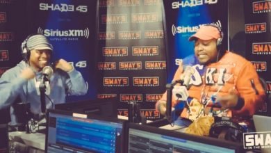 Photo of Watch | Stogie T Delivers Brilliant Freestyle on Sway In The Morning; Sets Twitter on Fire