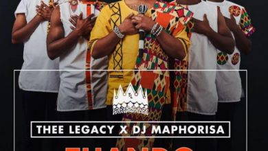 Photo of Thee Legacy & DJ Maphorisa – Thando Ft. Mlindo The Vocalist