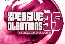 Photo of Dj Jaivane – XpensiveClections Vol 35 (Welcoming 2019)