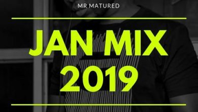 Photo of Dj Stoks – Music For The Matured (January 2019 Mix)