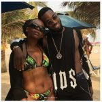 Photos   Unathi's Magical Moments with D'Banj in Ghana