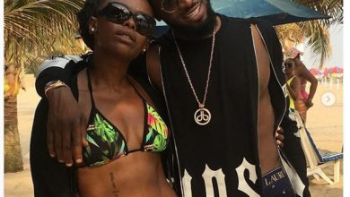 Photo of Photos | Unathi's Magical Moments with D'Banj in Ghana