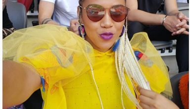 Photo of South Africa's Music Jewel in the Sun: Sho Madjozi