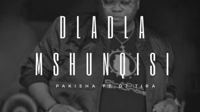 Photo of Dladla Mshunqisi – Pakisha (Thabzen Bibo Remix)